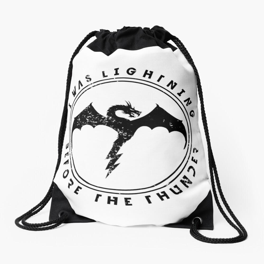Imagine Dragons Thunder Drawstring Bag