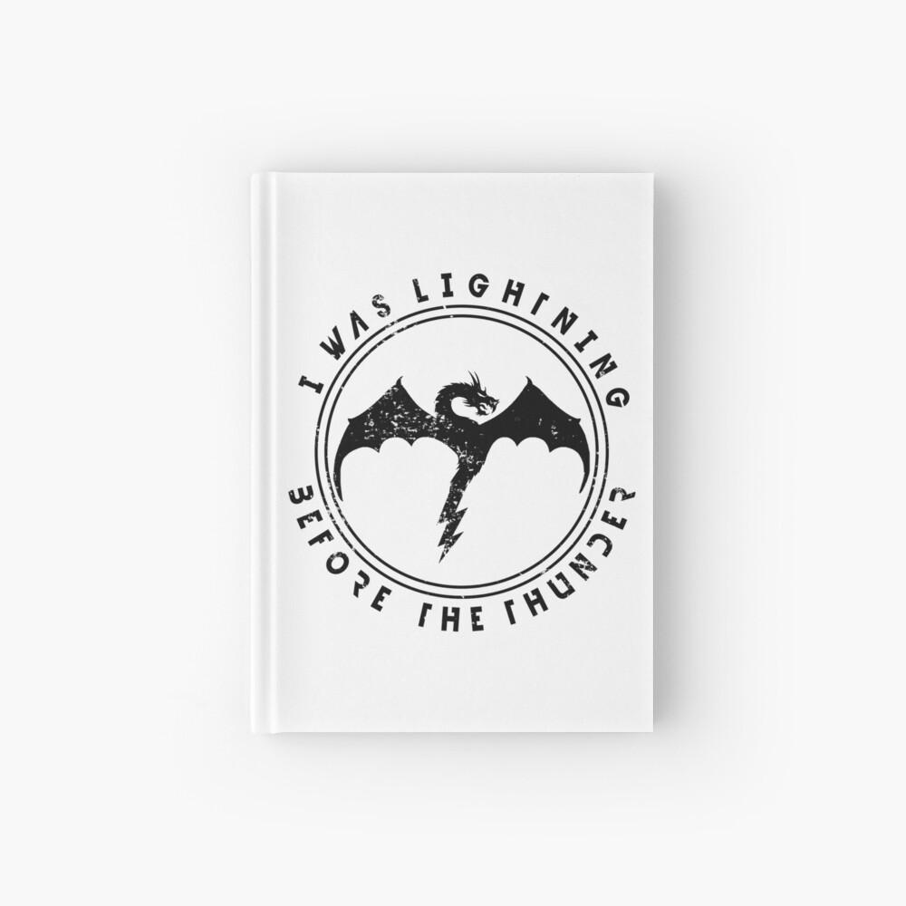 Imagine Dragons Thunder Hardcover Journal