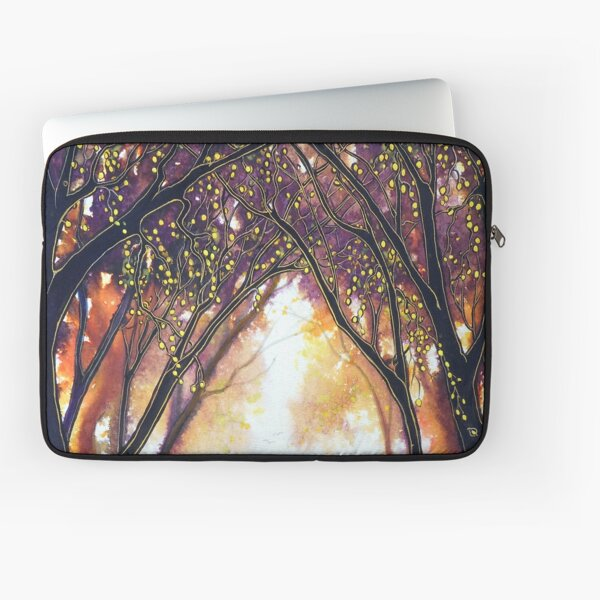 Autumn Light Laptop Sleeve