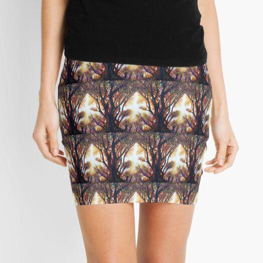 Autumn Light Mini Skirt