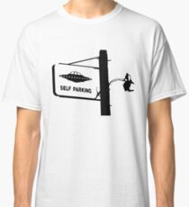 Self parking Ufo Classic T-Shirt