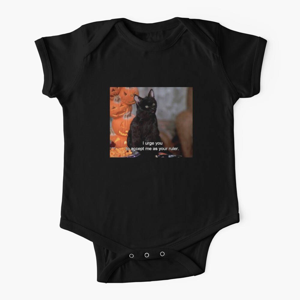 Salem | Accept Me As Your Ruler Baby One-Piece