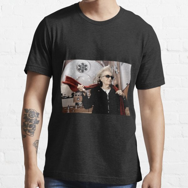 Bernadette Chirac - l'écharpe T-shirt essentiel