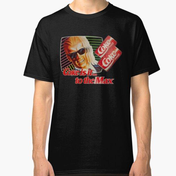 Max Headroom 80s Coke Ad Classic T-Shirt