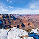 Winter at the Grand Canyon by Jeff Goulden