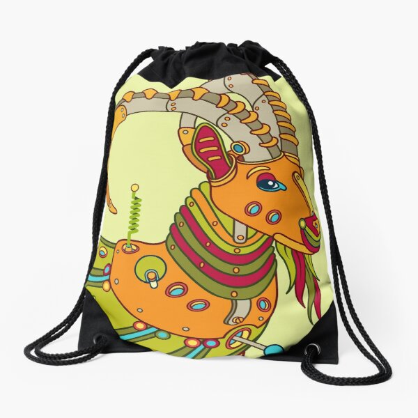 Ibex, from the AlphaPod collection Drawstring Bag