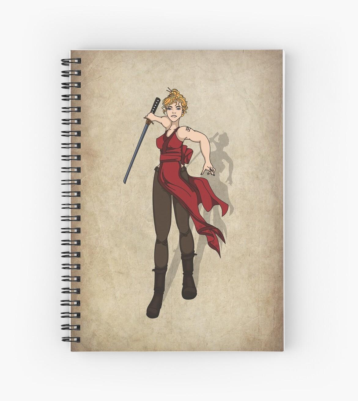 The Scarlet Samurai by Rosemary  Scott - Redrockit