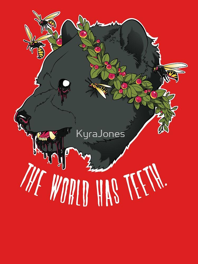 The World Has Teeth by KyraJones