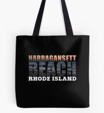 Narragansett Beach, Rhode Island  Tote Bag