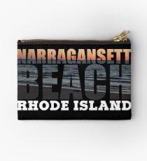 Narragansett Beach, Rhode Island  Studio Pouch
