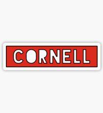 Cornell Sticker