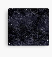 geometry of space Canvas Print