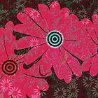 Flower Power Art - Spring Collection by Ann Barnes
