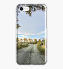 Country Driving iPhone Case/Skin