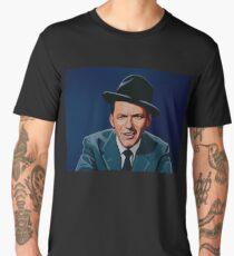 Frank Sinatra painting Men's Premium T-Shirt