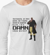 Do I really have to explain how the DAMN shop works? T-Shirt