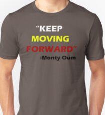 """""""Keep Moving Forward"""" - Monty Oum Unisex T-Shirt"""