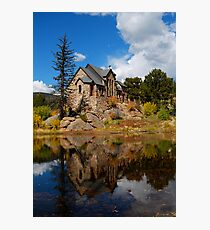 The Chapel On The Rock Photographic Print