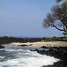 Lagoon Point, Kona, Hawaii by chord0