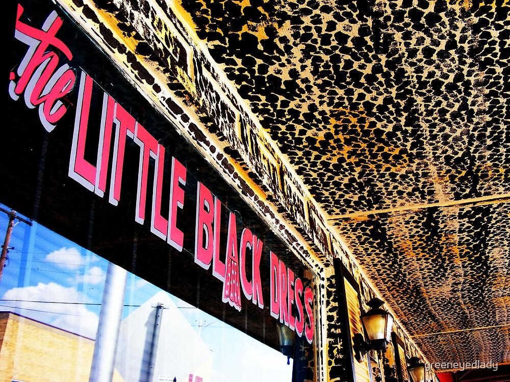 the little black dress shop by greeneyedlady