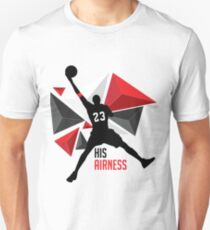 MJ - His Airness T-Shirt
