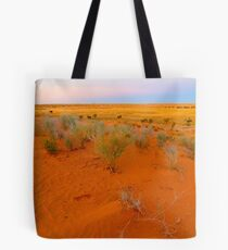 I love a sunburnt country ... Tote Bag