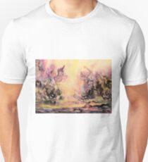 Original Watercolor:  Entrance To The Forest Of My Dreams 2 T-Shirt