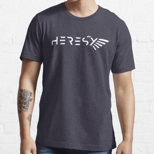 Heresy White Essential T-Shirt