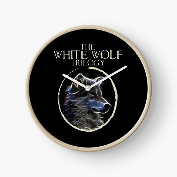 The White Wolf Trilogy Clock