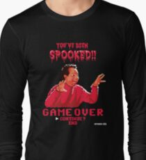 Spagett The Video Game Long Sleeve T-Shirt