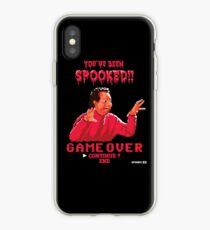 Spagett The Video Game iPhone Case