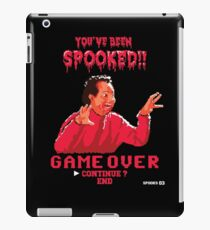 Spagett The Video Game iPad Case/Skin
