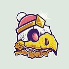 Bird Skull by strangethingsA