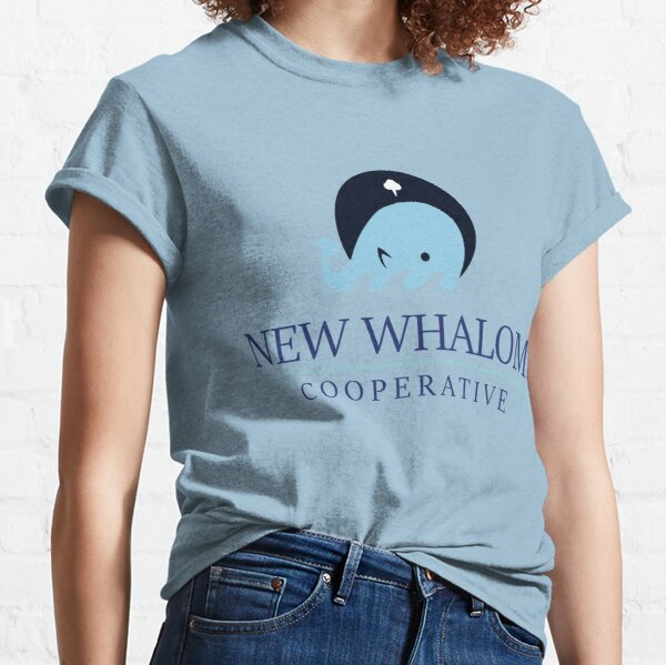 New Whalom Co-op Logo Classic T-Shirt