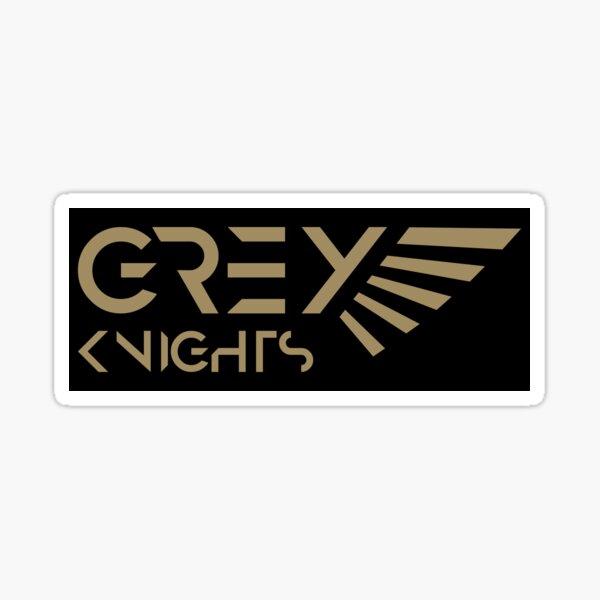 Grey Knights Space Marine Sticker