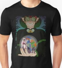 Of Bonds And Blood Campaign - Early Arc Cover T-Shirt