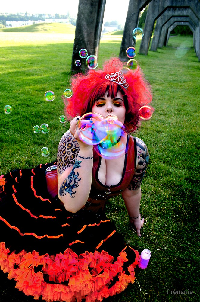 Bubbles 2 by firemarie