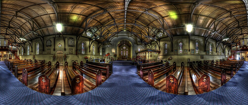 All Saint's Church, Brisbane by David James