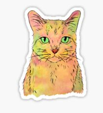 Remy the Cat Sticker