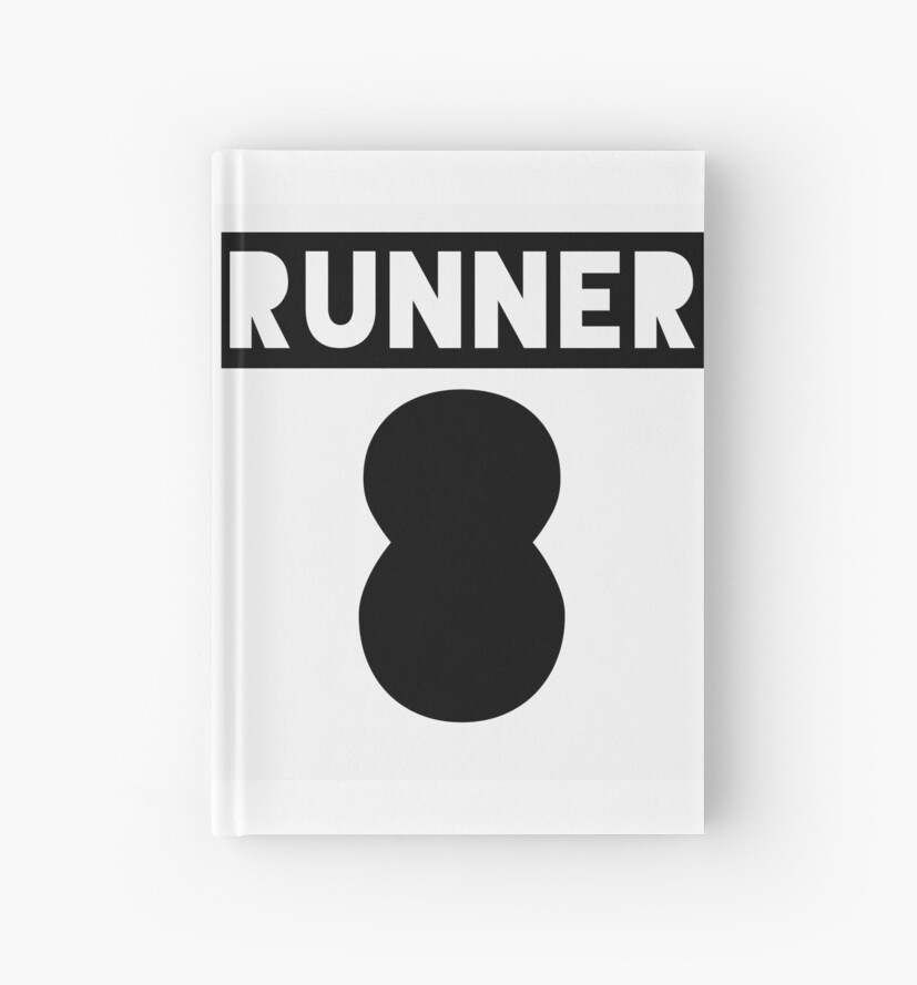 RUNNER 8 - white by Teayl