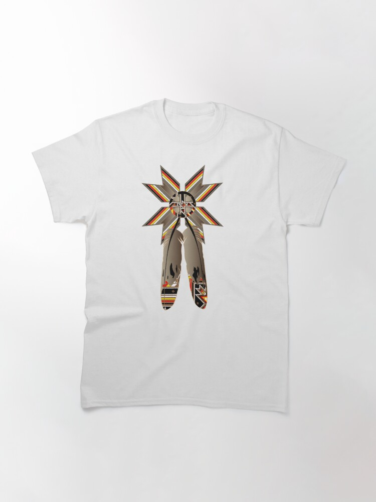 Alternate view of Lakota Design Classic T-Shirt