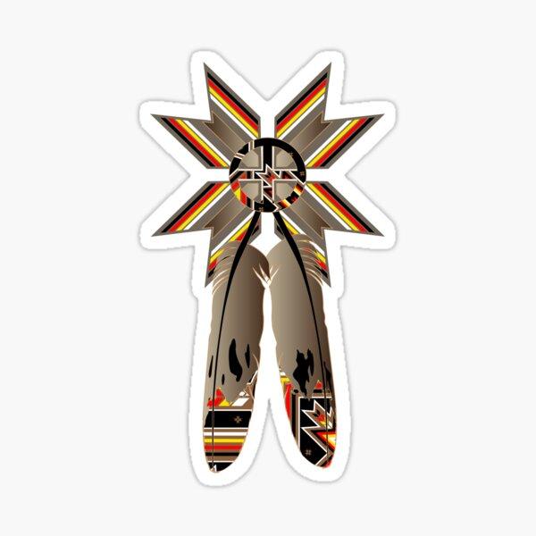Lakota Design Sticker