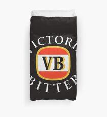 Victoria Bitter Beer Duvet Cover