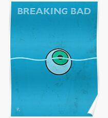 Breaking Bad - Floating Eyeball Poster