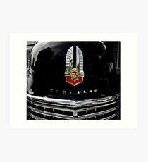 Cadillac Car Art Print