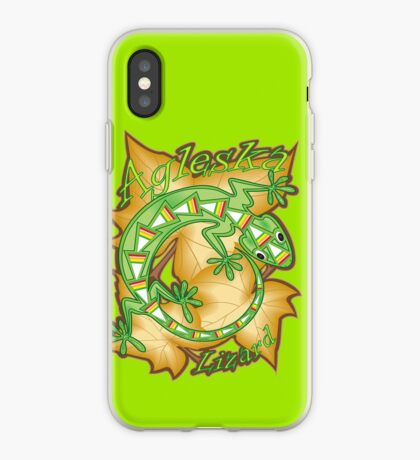 Lizard Nation iPhone Case