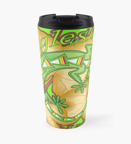 Lizard Nation Travel Mug