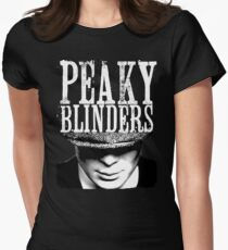 The Peaky Blinders Womens Fitted T-Shirt