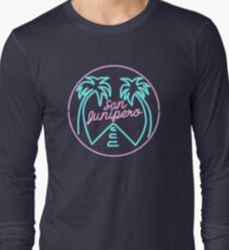 San junipero - White is the light that shines through the dress that you wore T-Shirt