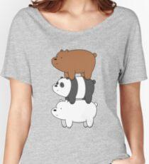 Bears Women's Relaxed Fit T-Shirt